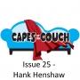 Artwork for Issue 25 - Hank Henshaw