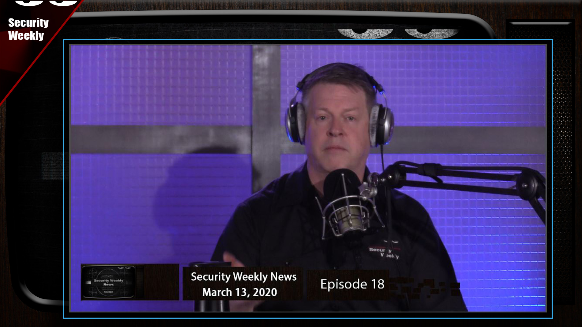 Artwork for Security Weekly News Wrap Up - SWN #18