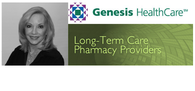 Pharmacy Podcast Episode 82 Dana Saffel, PharmD Interviews Frank Grosso with Genesis HealthCare