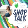 Artwork for Episode 93 - SHOP TALK with Erin Dollar of Cotton and Flax