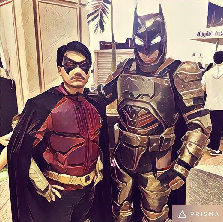 Mark Ybarra... and a Bat