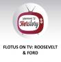Artwork for FLOTUS on TV: Roosevelt & Ford
