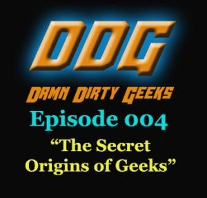 THE SECRET ORIGIN OF GEEKS