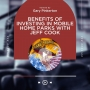 Artwork for Benefits of Investing in Mobile Home Parks with Jeff Cook