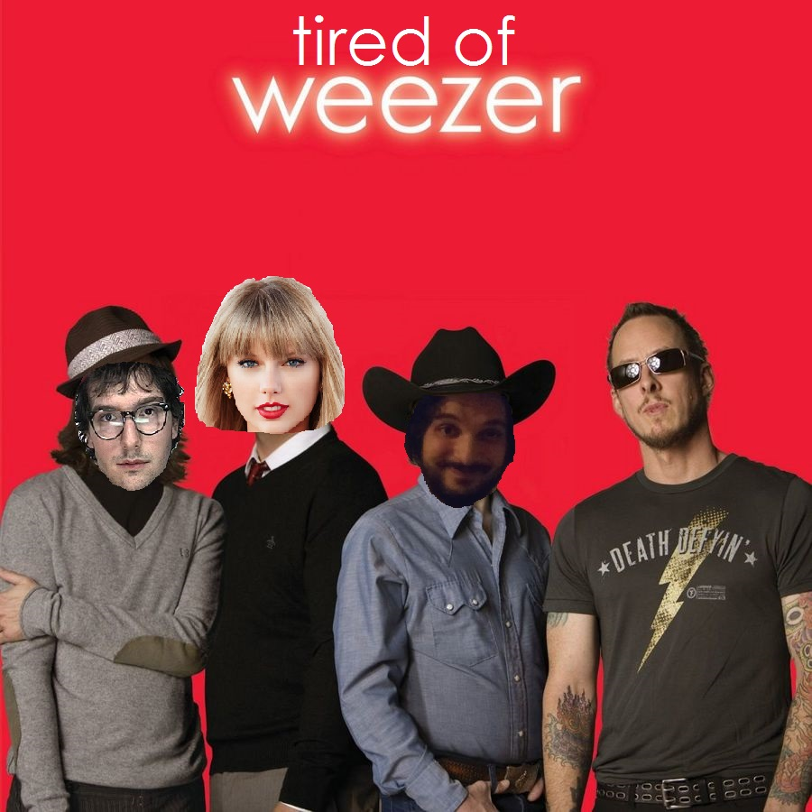 "Tired of Weezer #6: ""The Red Album"""