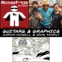 Artwork for Guitars & Graphics - Aaron Howell & Jake Fairly