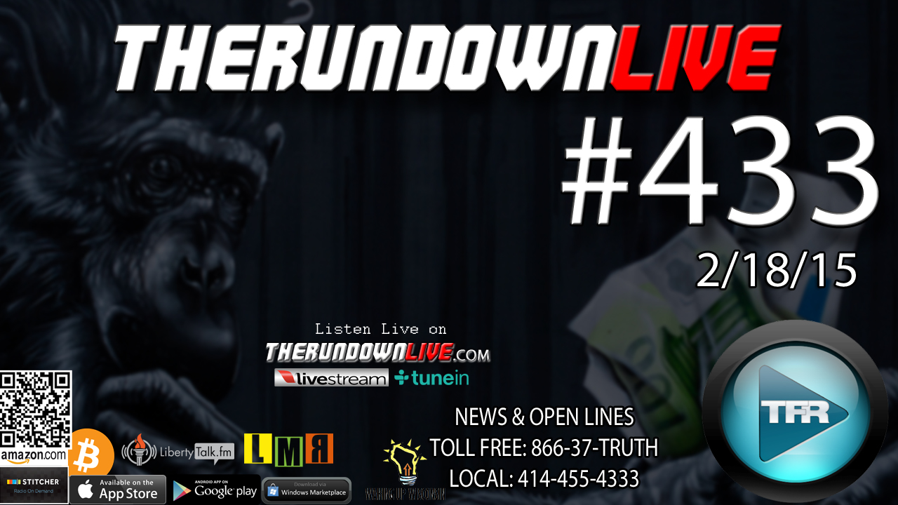The Rundown Live #433 Open Lines (Weather,Mars,Open Carry Shirts)
