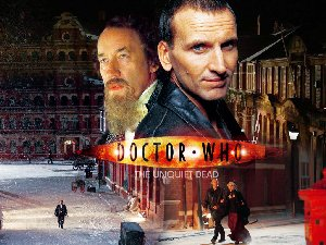 Tim's Take On: Episode 129(Dr Who: The Unquiet Dead review)