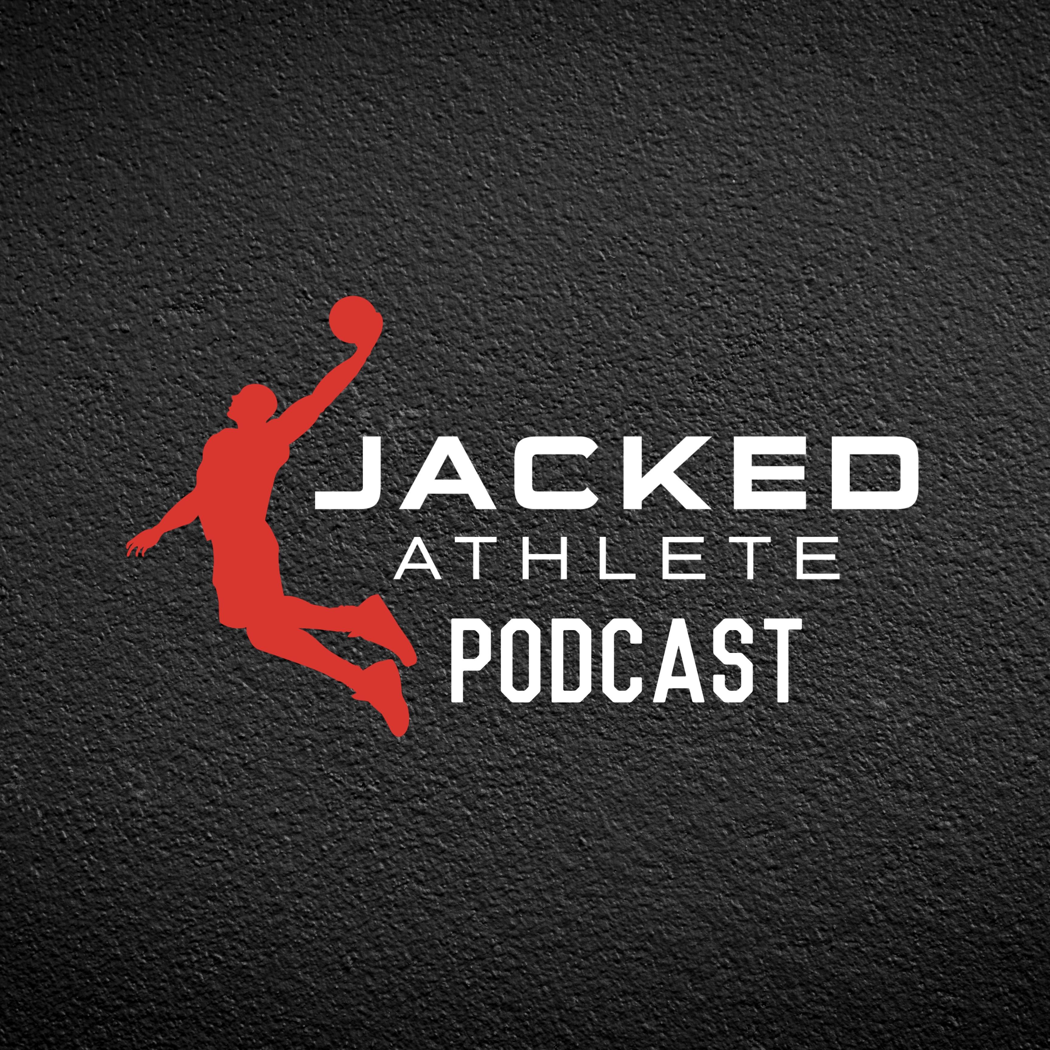 Jacked Athlete Podcast show art