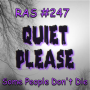 Artwork for RAS #247 - Some People Don't Die