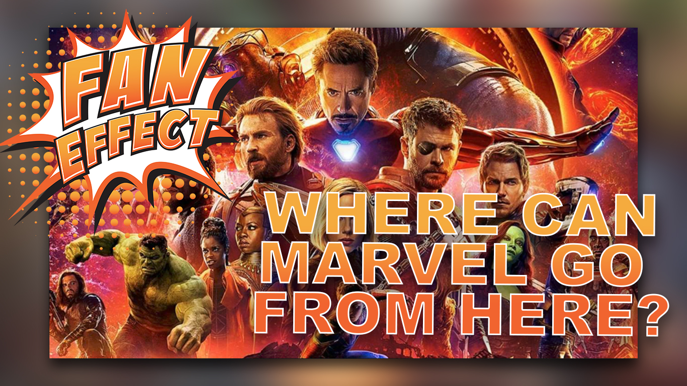 Artwork for Where Can the MCU Go from Here? (Video)