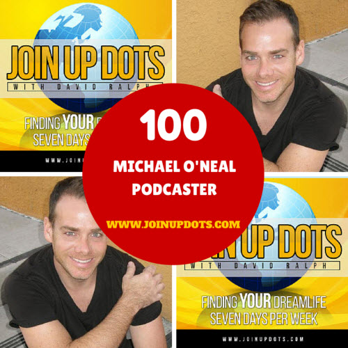 Michael ONeal The Host Of The Solopreneur Hour Podcast  Joins The Dots On The 100th Show