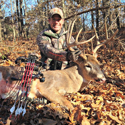 Gregg Ritz of Hunt Masters HFJ 57
