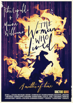 MHC #125 The Woman Who Lived 9.6