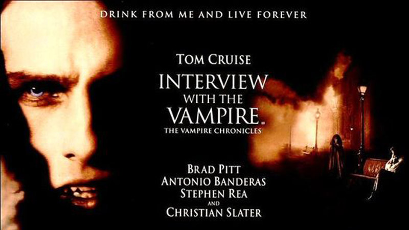 interview with the vampire movie review