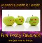 Artwork for Mental Health is Health