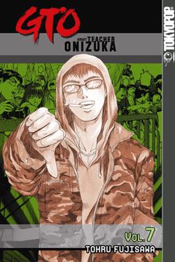 Podcast Episode 118: GTO Volume 7 by Tohru Fujisawa