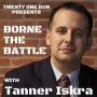 "Artwork for #29 Marine Tanner Iskra host of the VA's Podcast ""Borne the Battle"""
