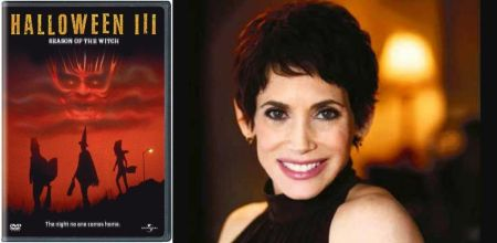 Episode 26 - Stacy Nelkin of Halloween III Season of the Witch