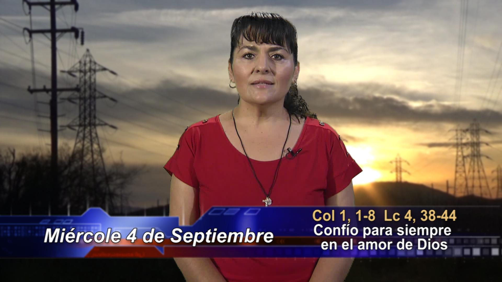 Artwork for Dios te Habla con Leticia Diaz; Tema el hoy: Cantemos al Señor con alegría