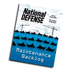 Artwork for Rough Waters Ahead for Maintaining the Navy's Surface Fleet - March 2013
