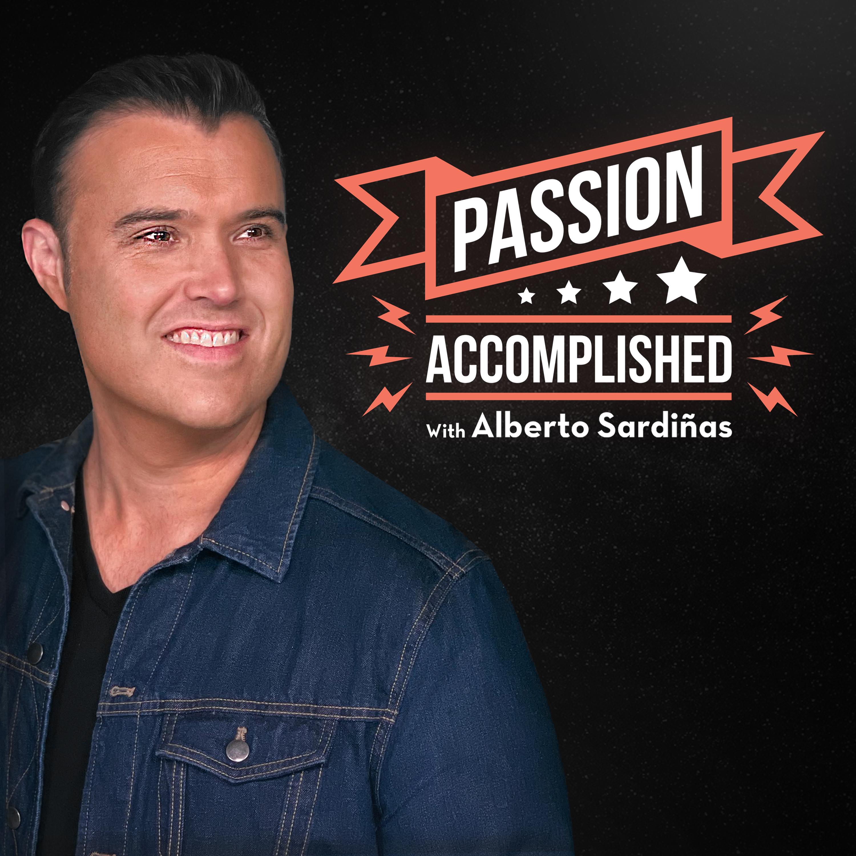 Passion Accomplished show art