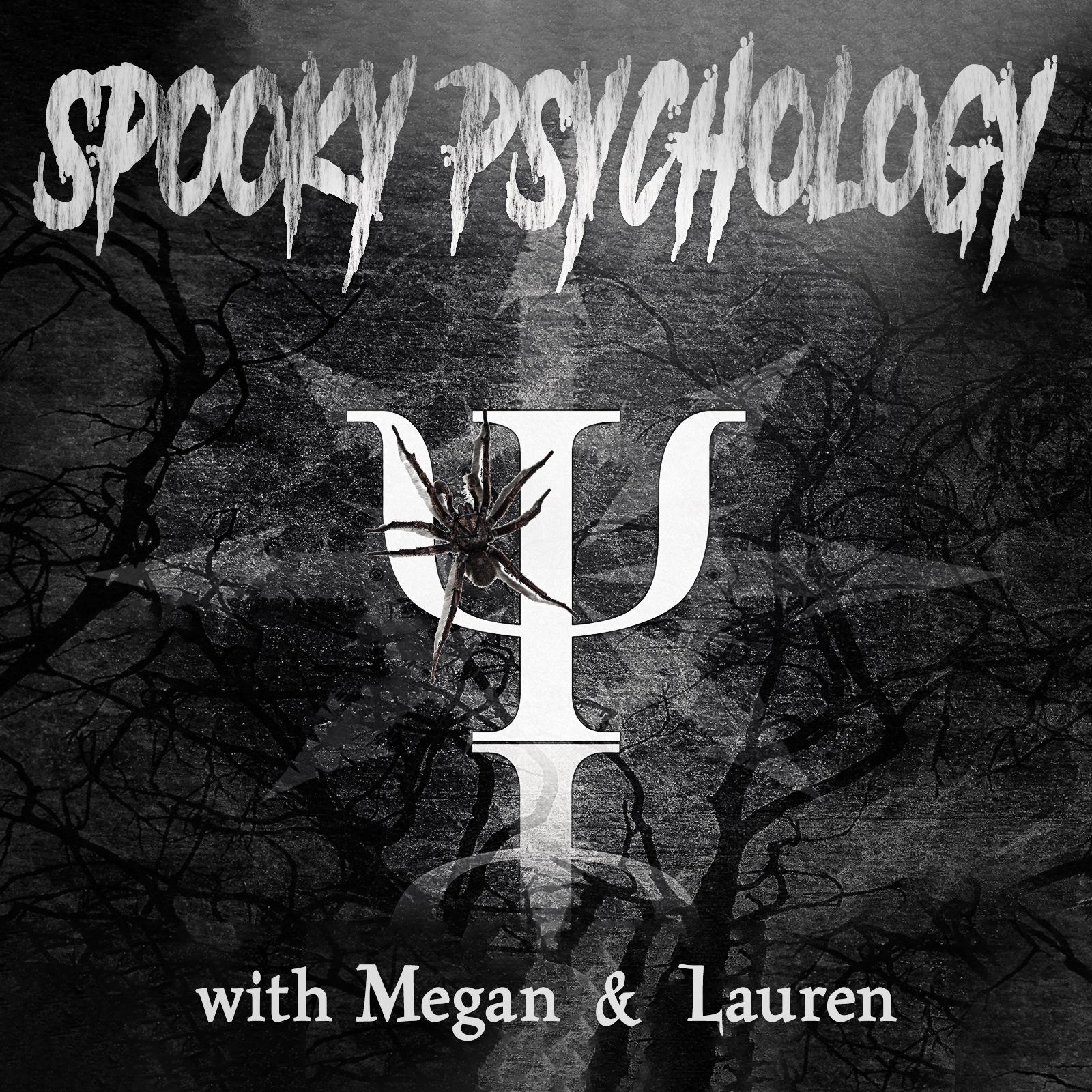 Spooky Psychology show art