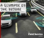 Artwork for s3 e6: Driverless Cars and Location Based Services is the Future of Field Service