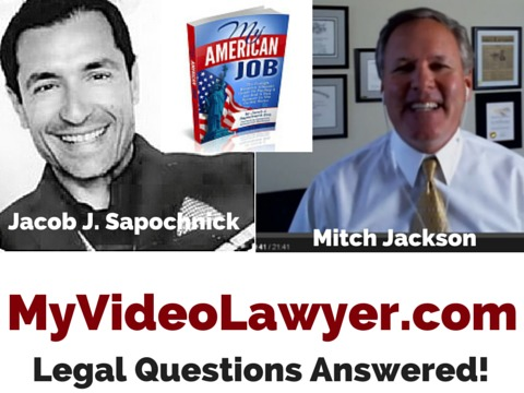 Immigration Questions Answered by Attorney Jacob Sapochnick