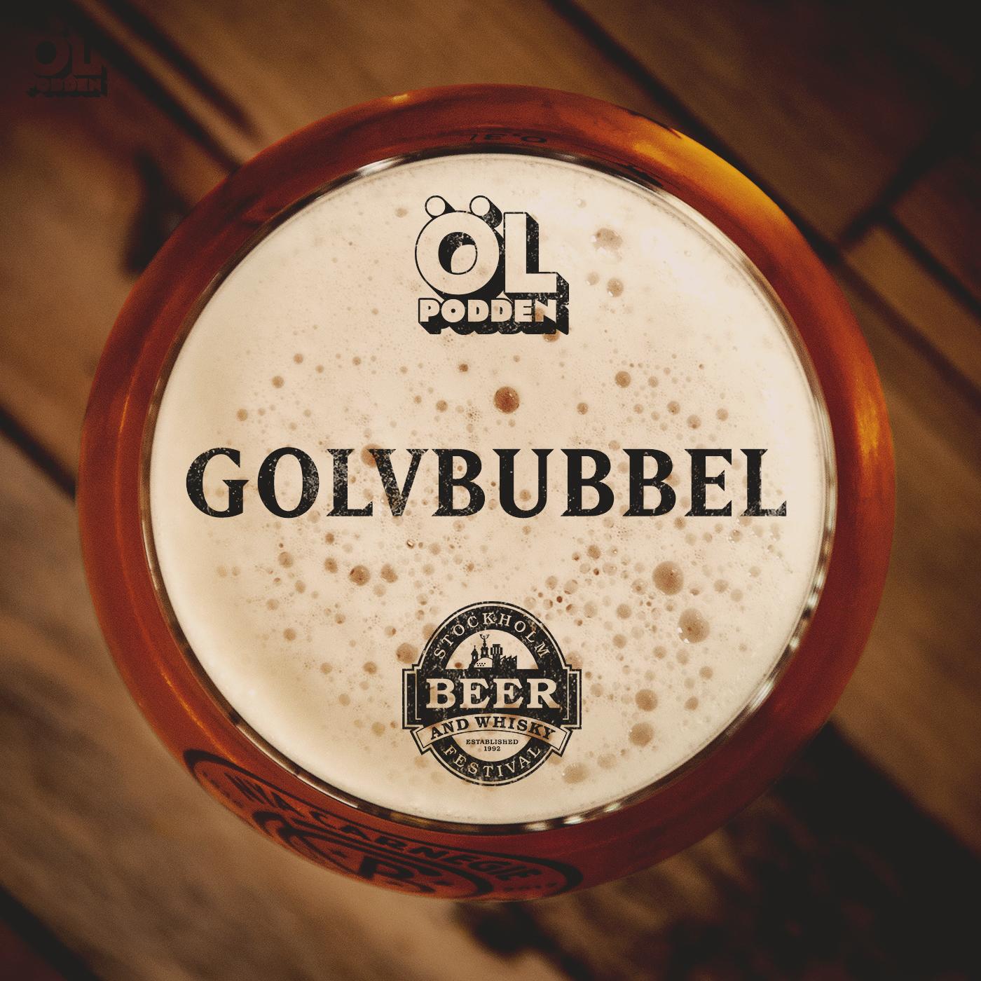 Golvbubbel på Stockholm Beer and Whisky Festival