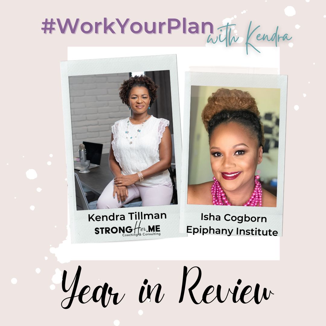 workyourplan with kendra episode 82