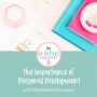 Artwork for The Importance of Personal Development with Stephanie DeLussey