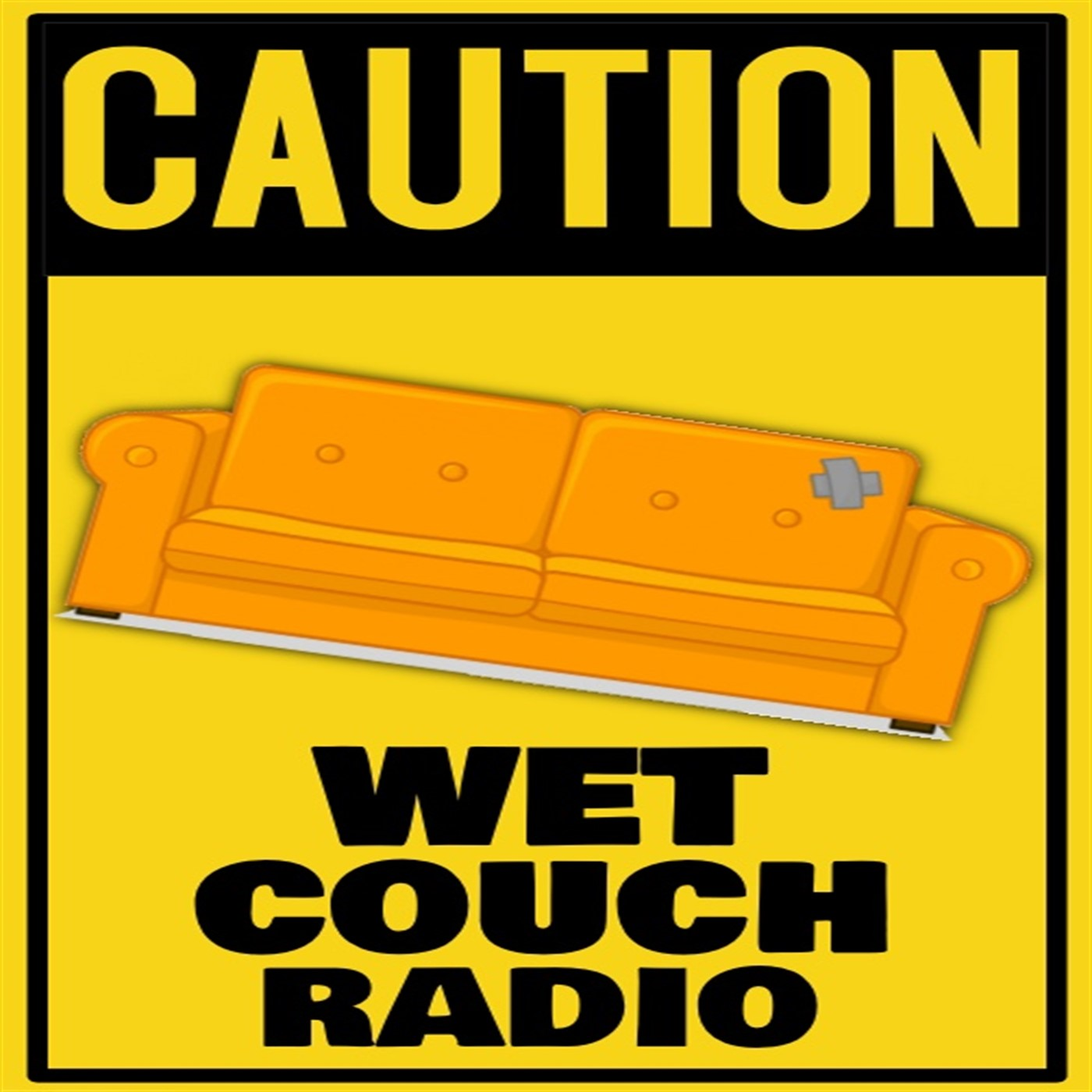Wet Couch Radio show art