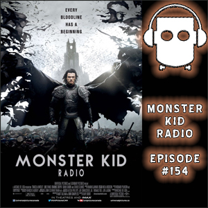 Monster Kid Radio - 11/27/14 - Derek and Brenda Untold (Thanks Dracula!)