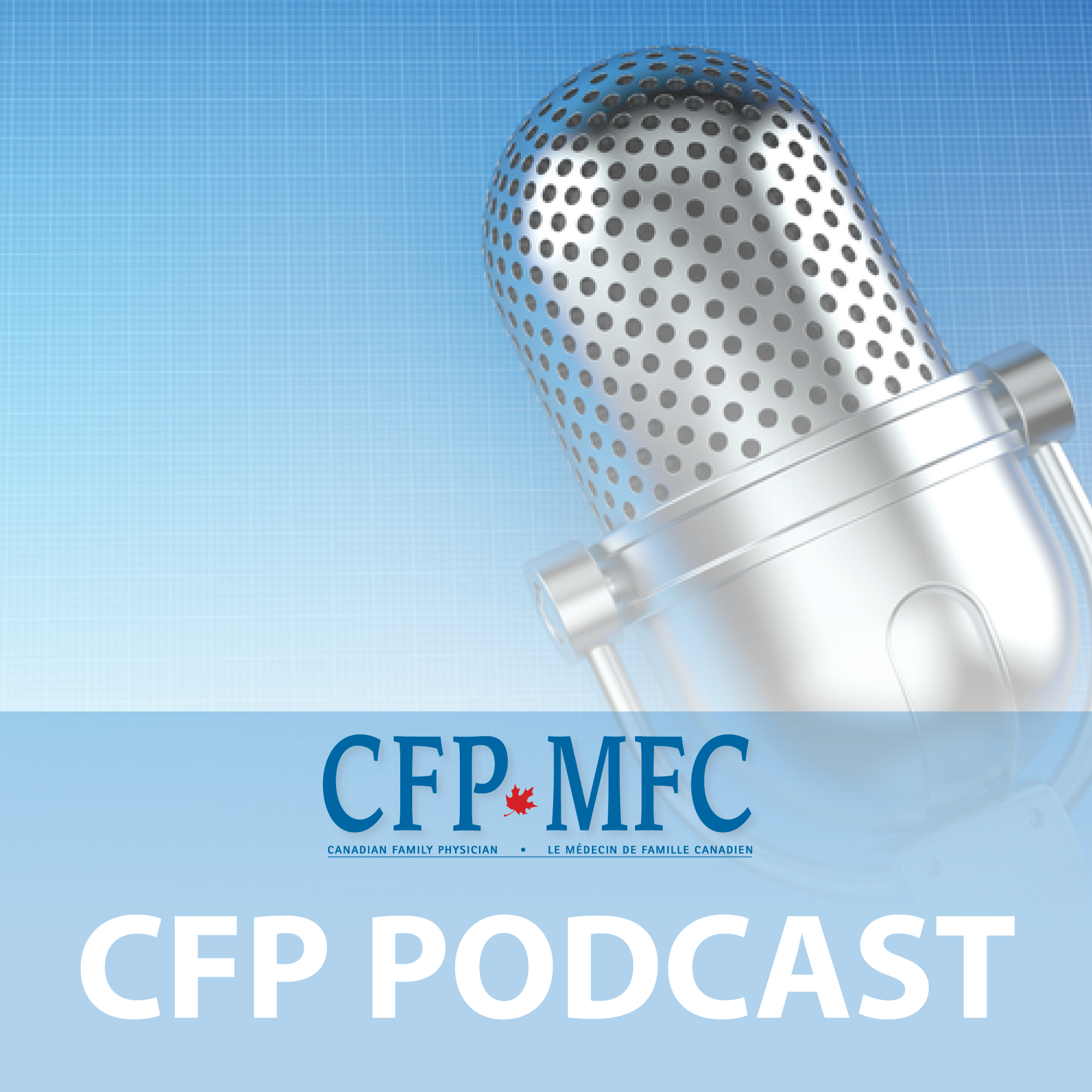 CFP Podcast show art