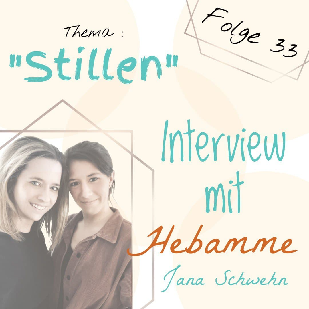 Artwork for Stillen - Interview mit Jana Schwehn