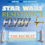 Artwork for Star Wars Resistance Flyby: The Recruit