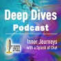 Artwork for Deep Dives into Motherhood