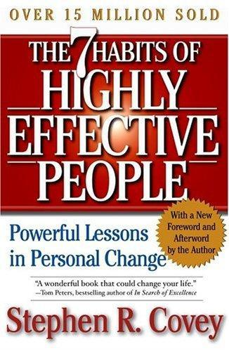 026: 7 Habits of Highly Effective People by Stephen Covey