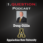 Artwork for Doug Gillin | Director of Athletics | Appalachian State