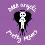 "Artwork for DAPF #198. Dark Angels & Pretty Freaks #198 ""Safe Distance"""