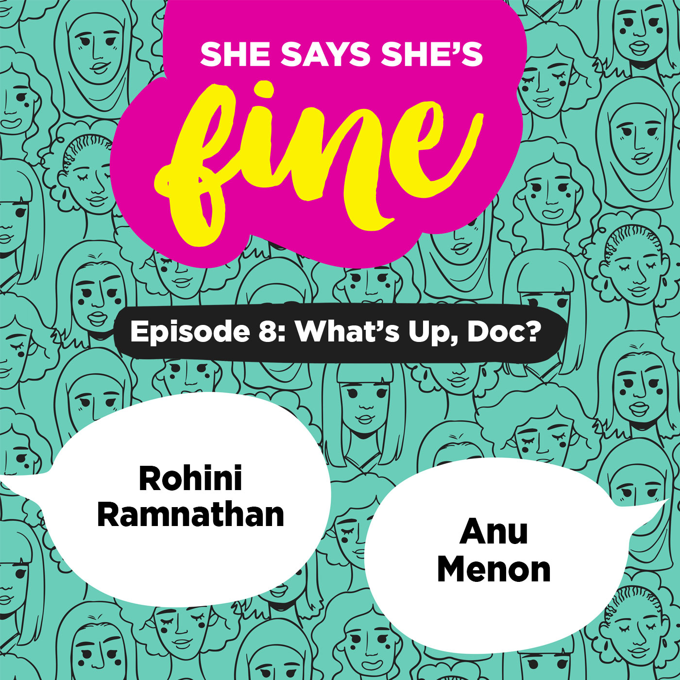 What's Up Doc? ft. Anu Menon & Rohini Ramnathan