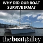 Artwork for Why Did Our Boat Survive Irma?