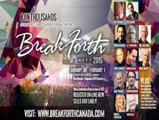 Break Forth Canada 2015 PowerPoint Slide