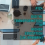 Artwork for #124 - Digital Transformation in Higher Education (UK/Bahrain)