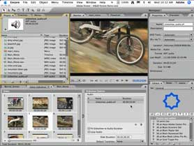 Use Encore CS3 to make a photographic slideshow for your DVD