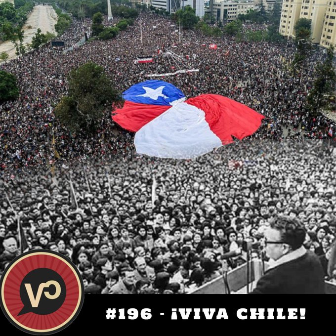 #196 - Viva Chile!