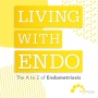 """Artwork for """"Even when I'm not in pain, I'm scared I'm going to be in pain"""" Christine Layton's Endo journey."""