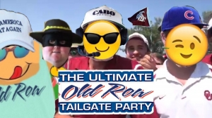 Old Row Radio - ep. 32 - Tailgate Season w/ Stingray Steve