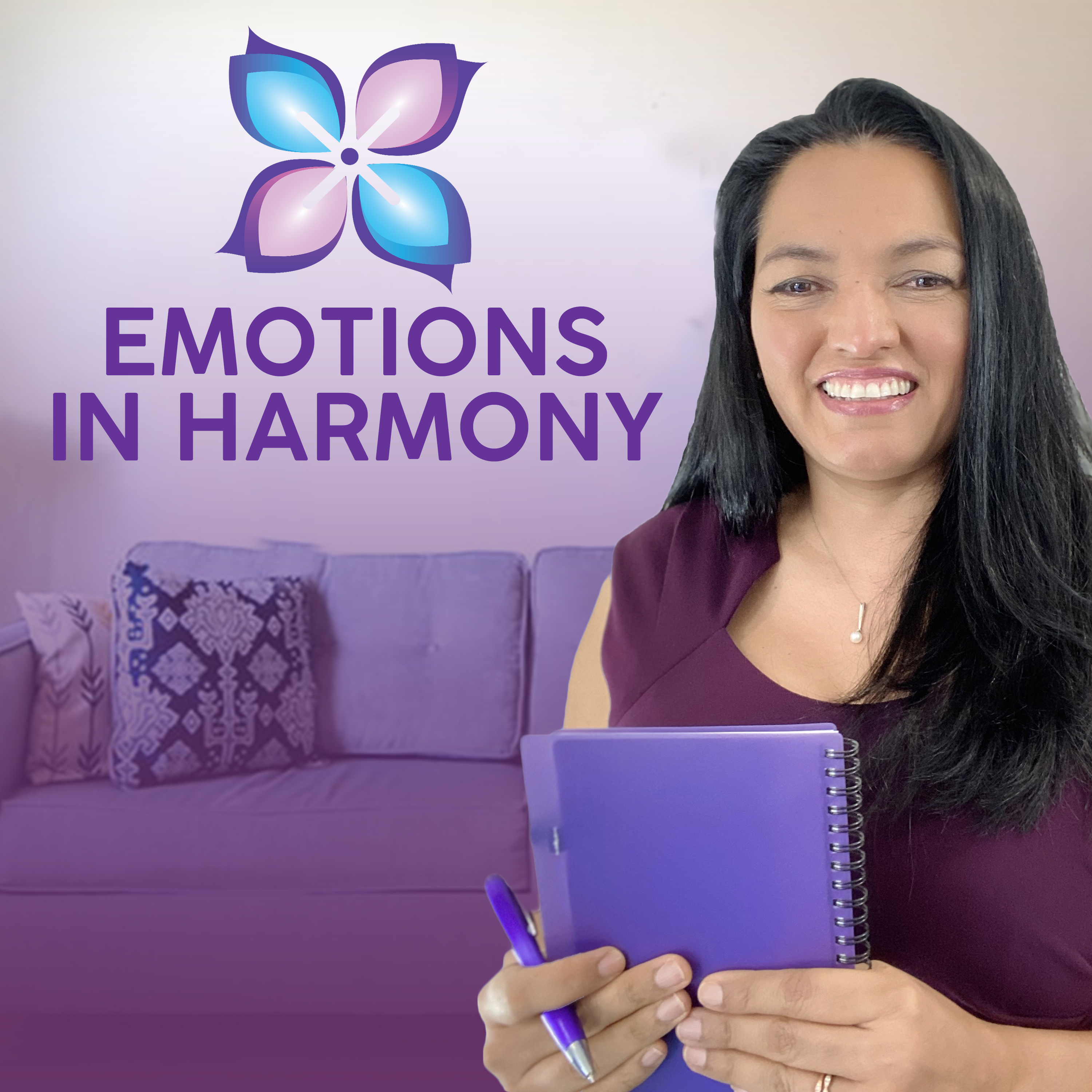 Emotions in Harmony show art